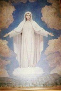 Blessed Mary Medjugorje