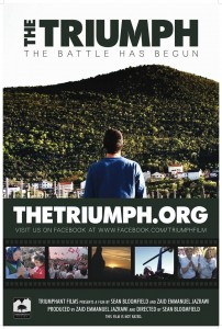"""The Triumph"" Official Movie Poster"